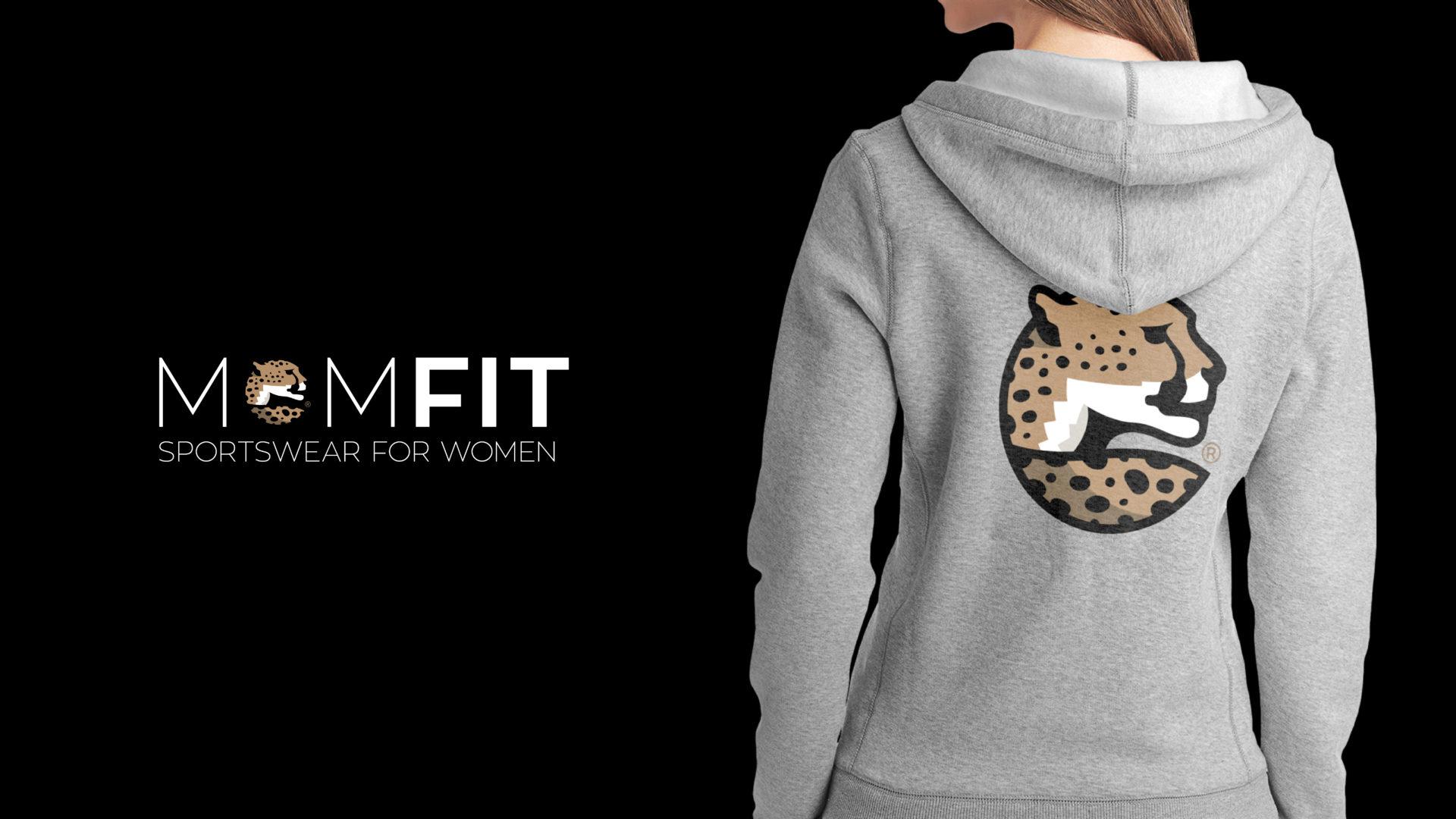 Sports Brand Design MOMFIT Sportswear