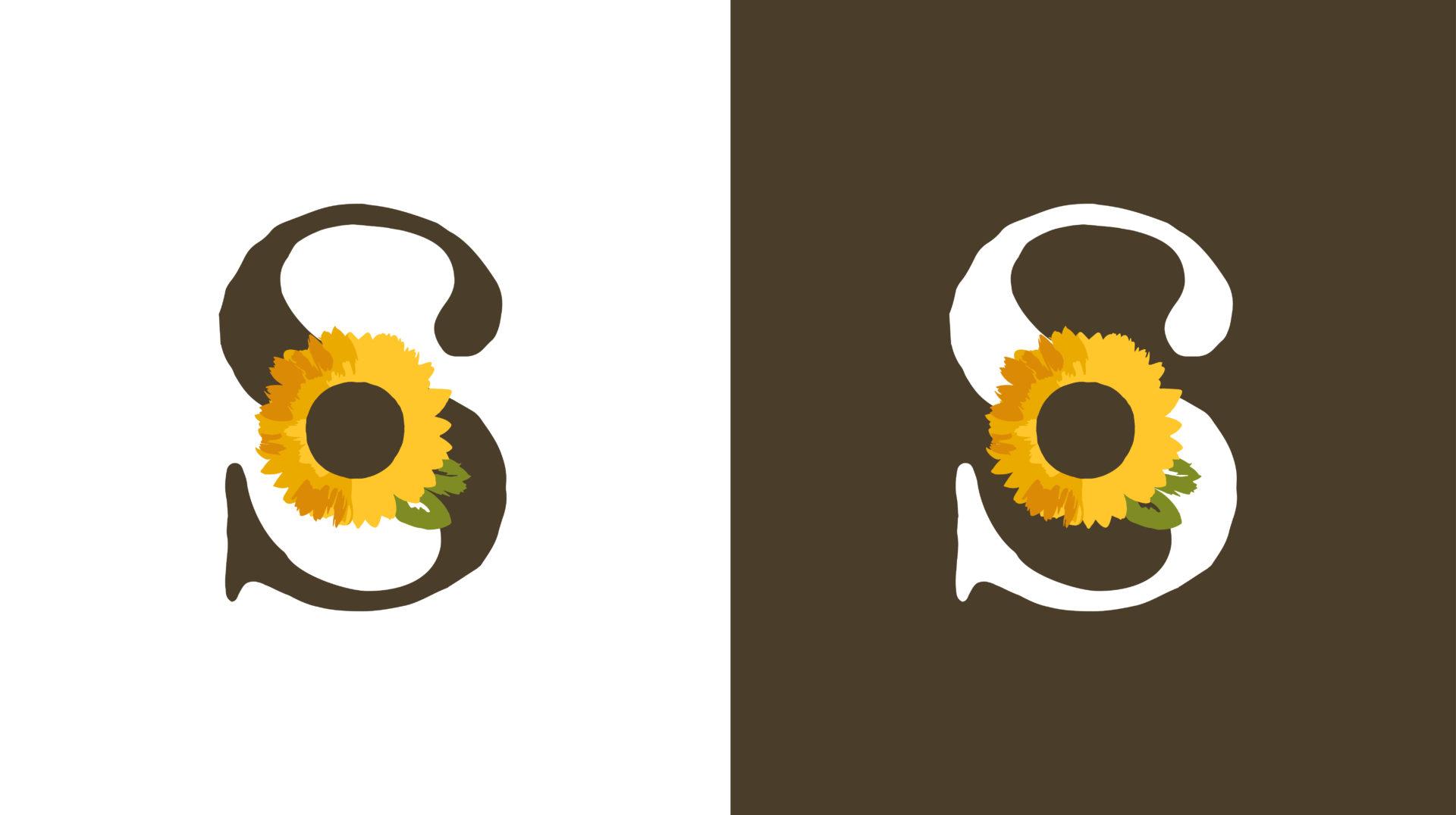 Wellness Brand Design secondary logo version