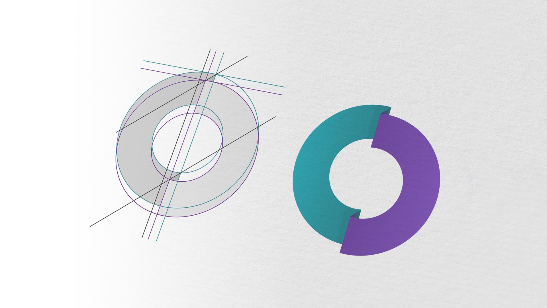 Wellness Brand Design Logo grid
