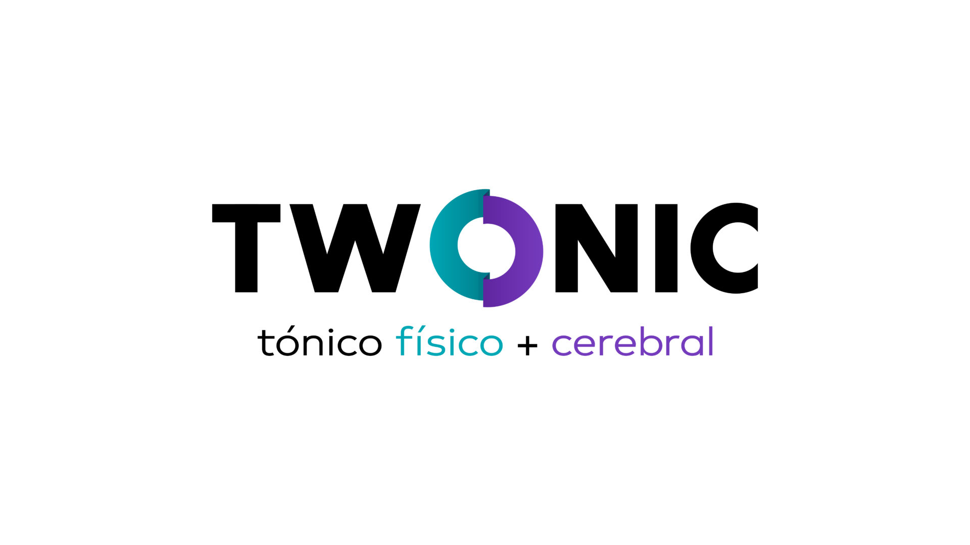 Wellness Brand Design TWONIC logo