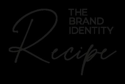 Wellness Brand Design Bernardo Covas' The Brand Identity Recipe